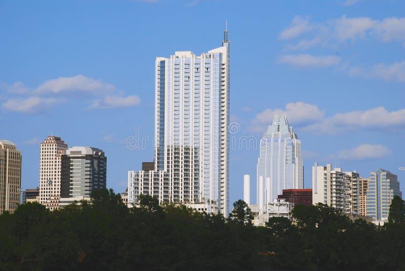 Austin moderna fotografie stock libere da diritti