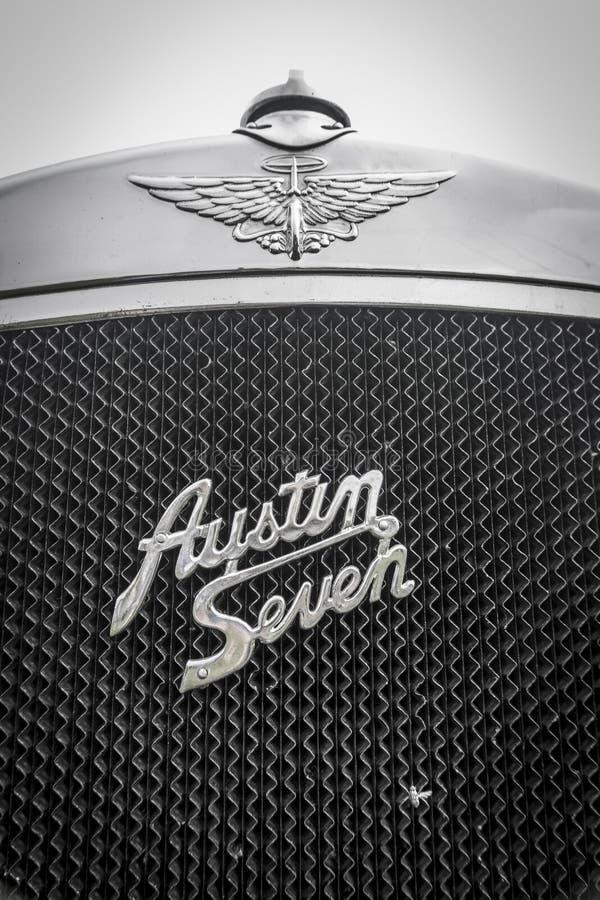 Download Austin Seven Fly Catcher fotografía editorial. Imagen de histórico - 44850052