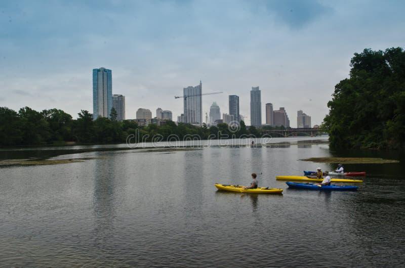 Download Austin Skyline editorial stock image. Image of vista - 25359274