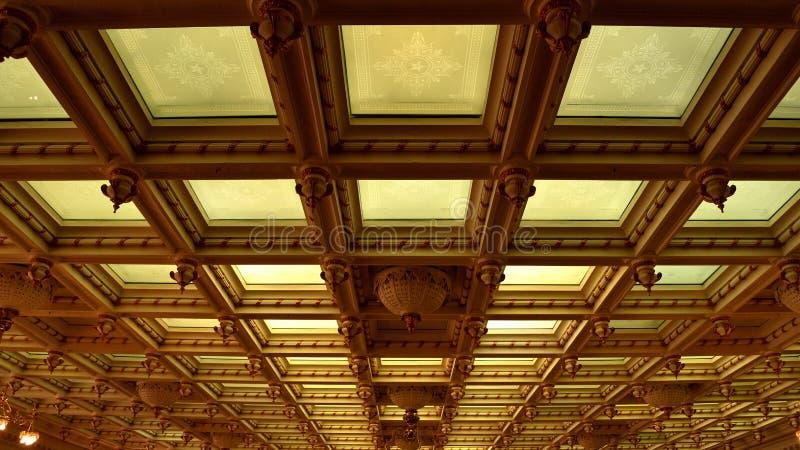 Austin State Capitol Hall fotografia stock libera da diritti