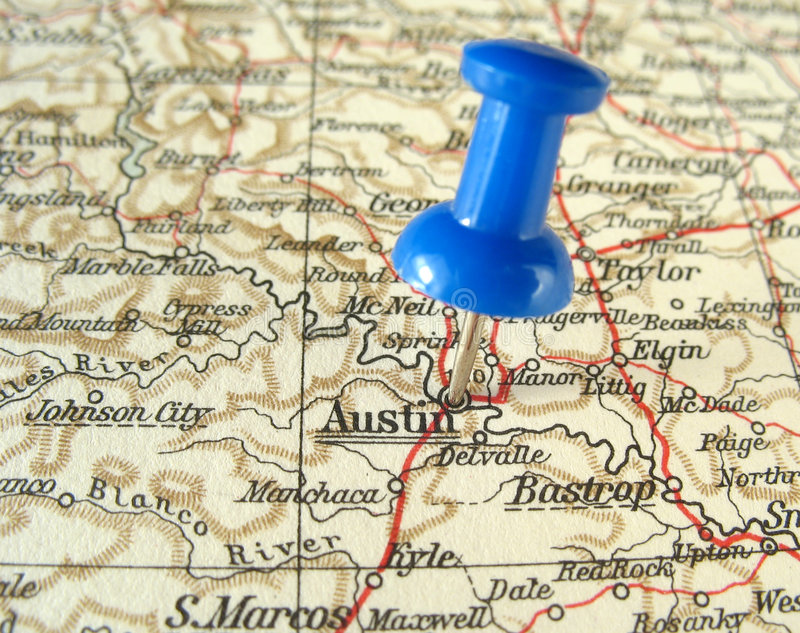 Austin, Tejas foto de archivo