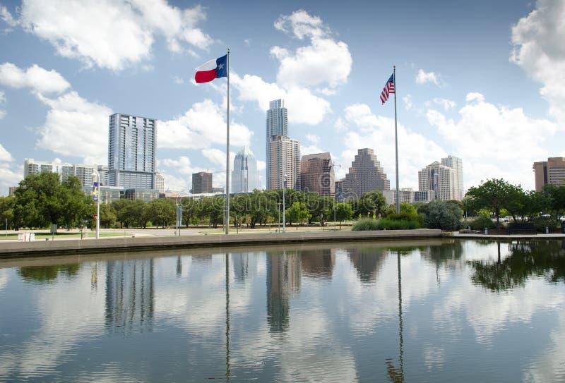 Austin Teksas obrazy royalty free