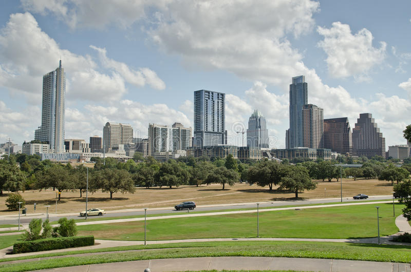 Austin Texas stockfotos