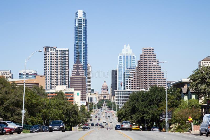 Austin, Texas stockfotografie
