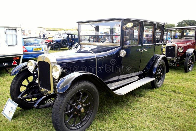 Austin 1925 Windsor Saloon 12/4 stockfoto