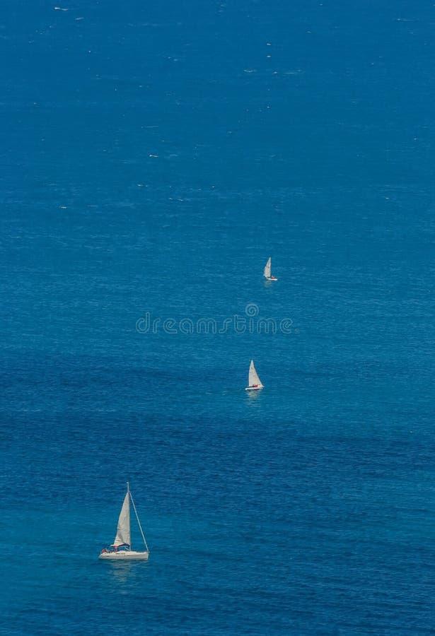 austrália A grande estrada do oceano, Apollo Bay foto de stock royalty free