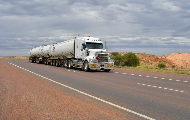 Austrália, indústria, transporte imagem de stock