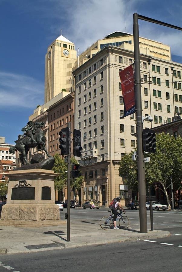Austrália, SA, Adelaide, fotografia de stock