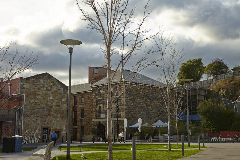 Austrália Tasmânia foto de stock