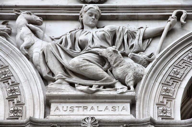 Australasia fotografia stock