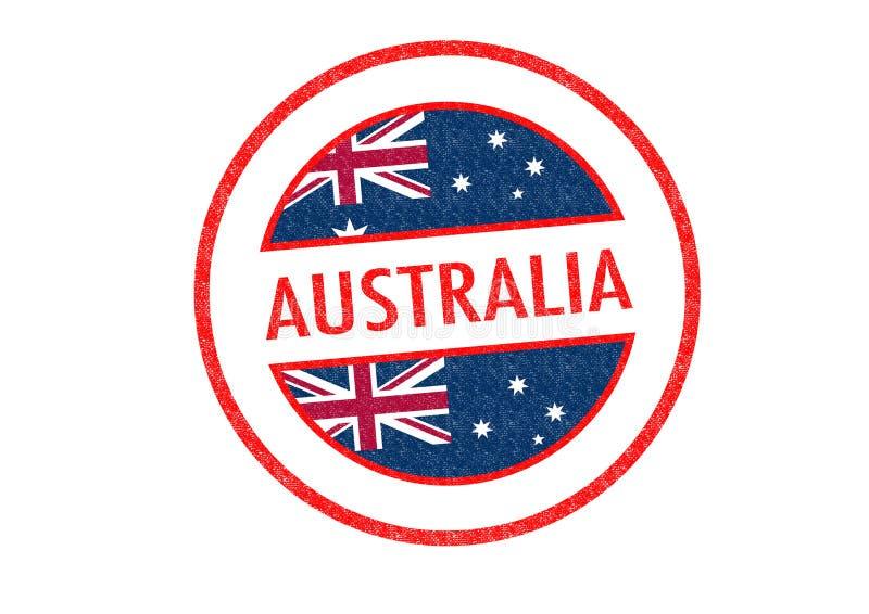 australasian vektor illustrationer
