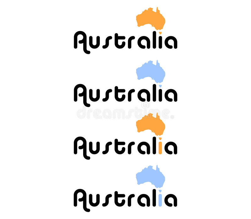 Australië stock foto