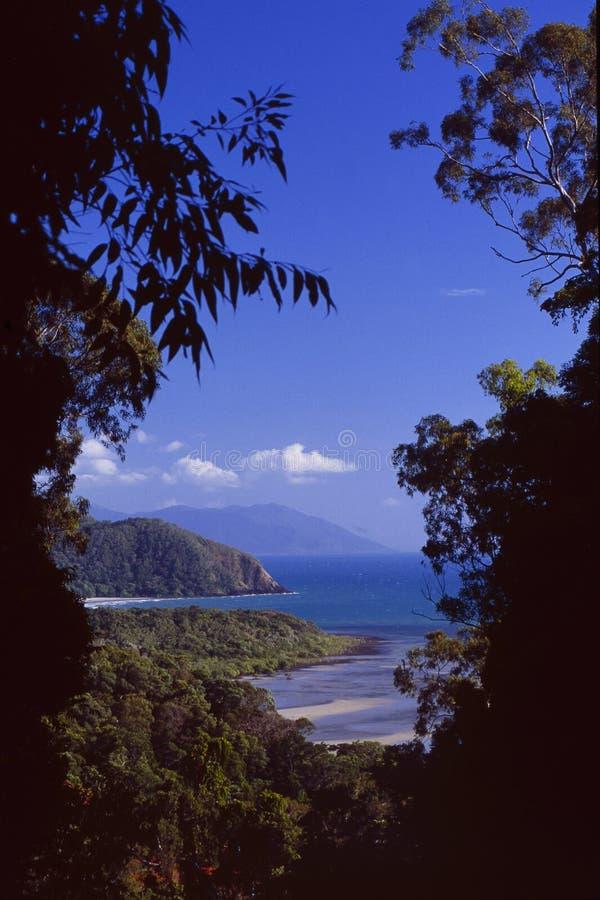 Australië: Kaapbeproeving in Queensland stock fotografie