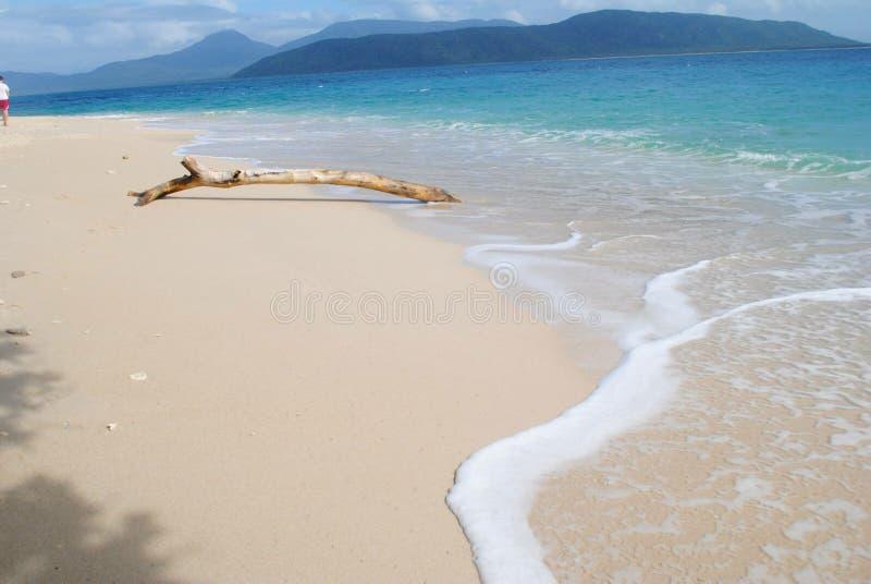 Australië Shoreside stock foto