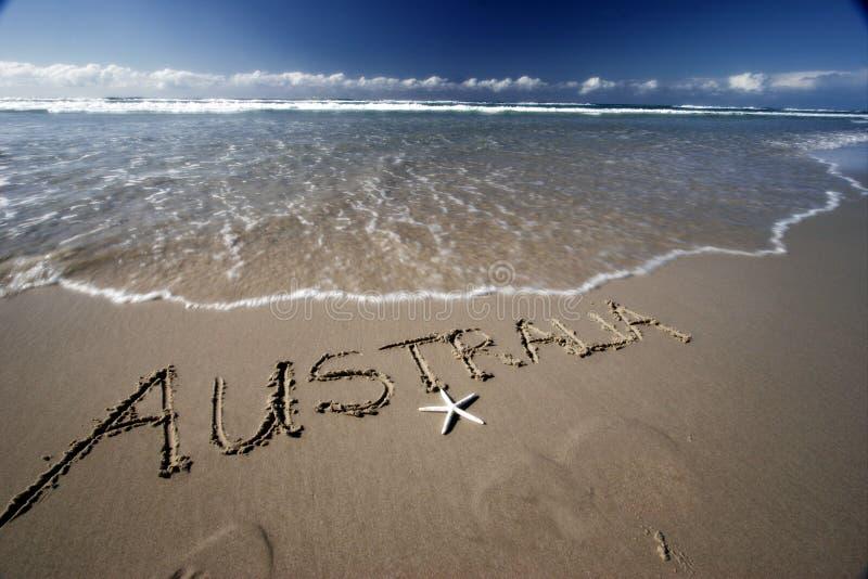 Australia. N beach