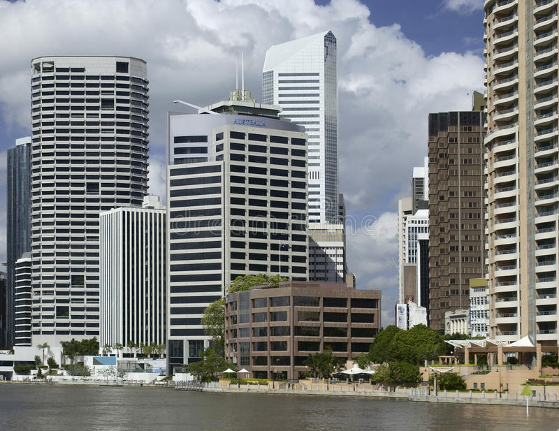 australia Brisbane fotografia royalty free