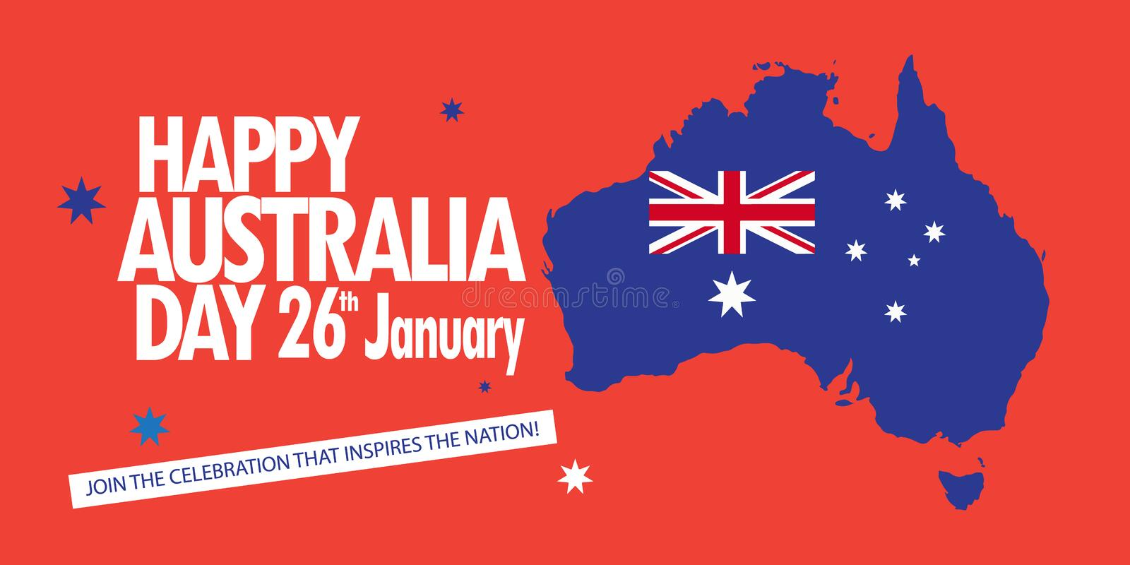 Download Australia Day Stock Vector - Image: 83774566