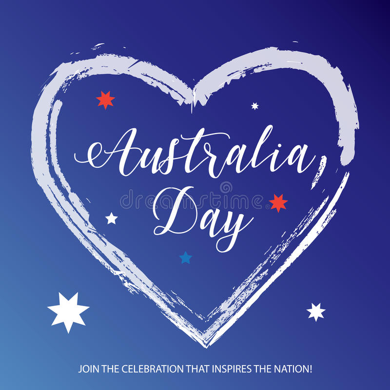 Download Australia day stock vector. Illustration of ball, background - 83566230