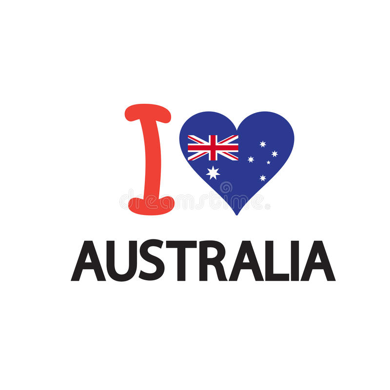 Download Australia day stock vector. Image of advertisement, border - 83566258