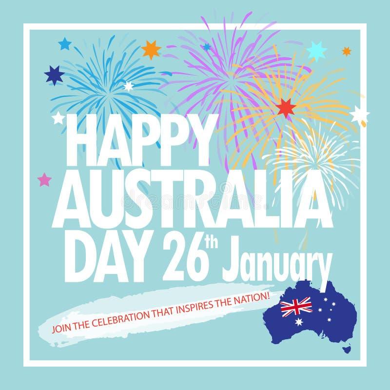 Download Australia day stock vector. Illustration of festival - 83773969
