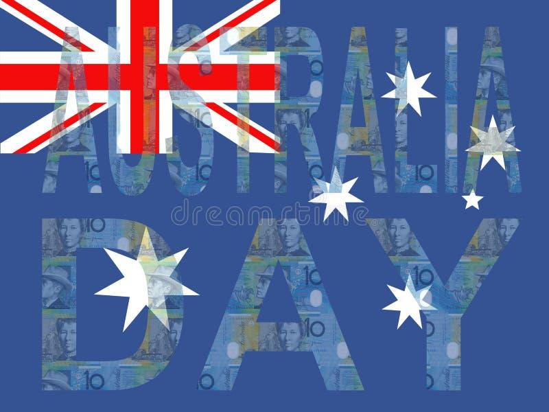 australia dzień ilustracji
