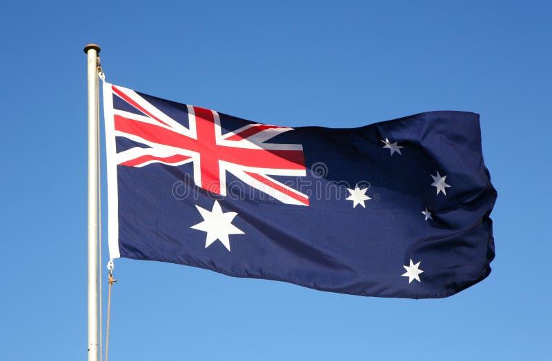 Australia Flag, Australian royalty free stock image