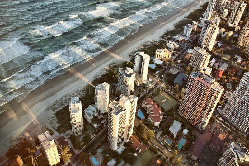 Australia Gold Coast stock images