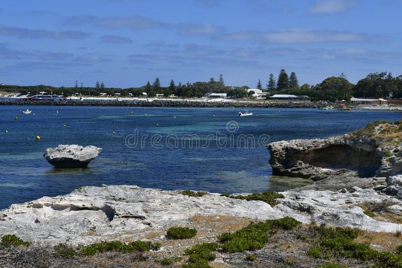 Australia, isla de Rottnest imagen de archivo libre de regalías