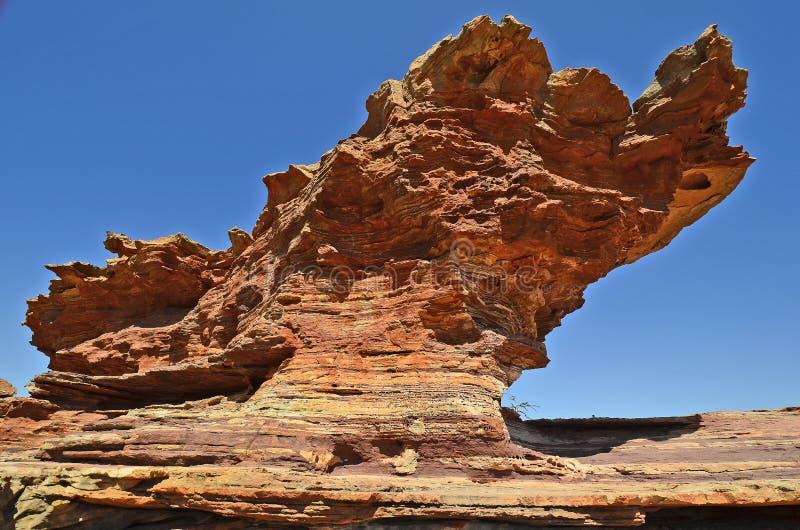 Australia, WA, Kalbarri National Park royalty free stock photography