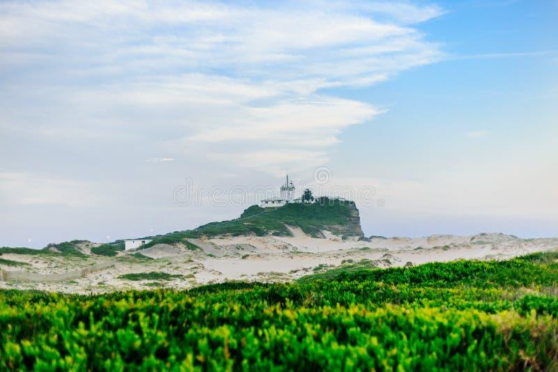 australia latarnia morska Newcastle fotografia stock