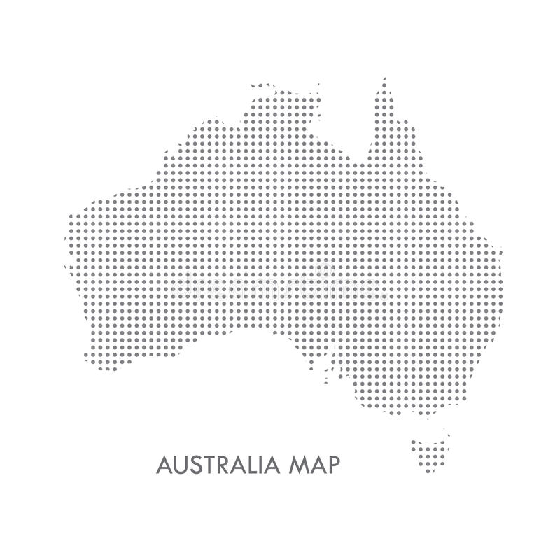 Download Australia map stock vector. Image of banner, celebrate - 83810708