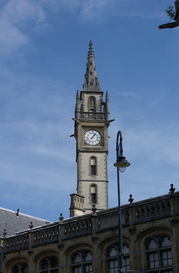australia miasta zegaru sala lokalizować Perth western basztowego grodzkiego obrazy stock