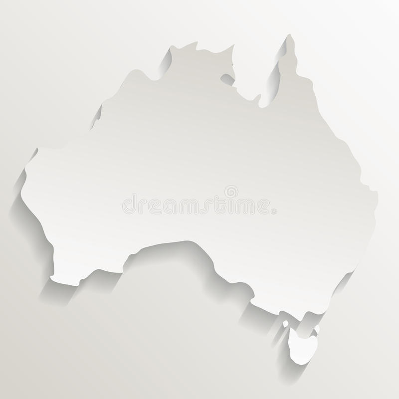 Australia related image. Territory outline australia related image illustration design royalty free illustration