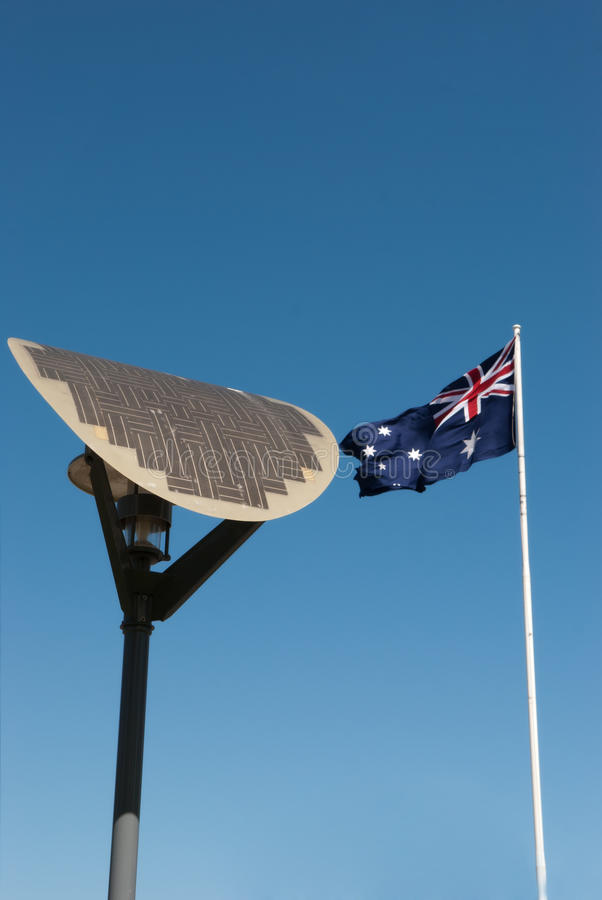 Download Australia's Solar Future Stock Image - Image: 29179531