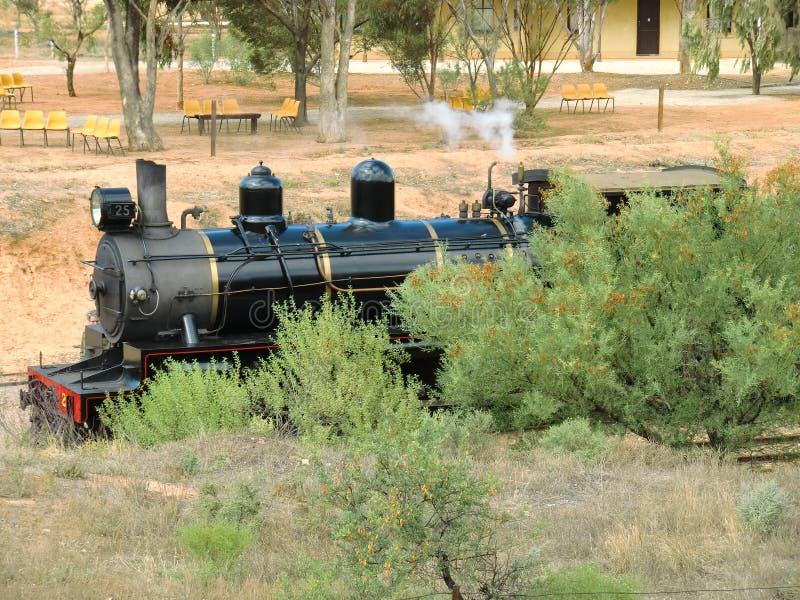 Australia, SA, railway stock image