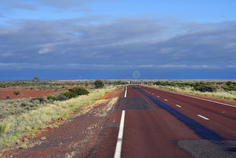 Australia, South Australia, Highway stock images