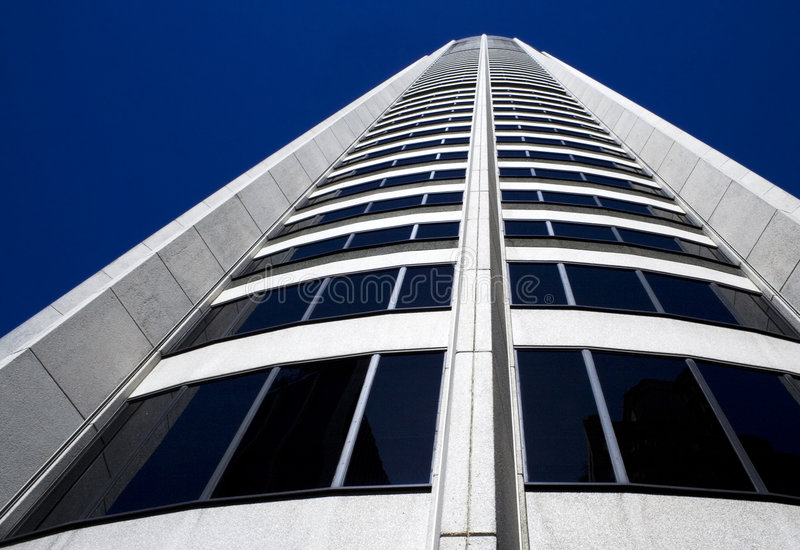 Australia Square looking up royalty free stock photo