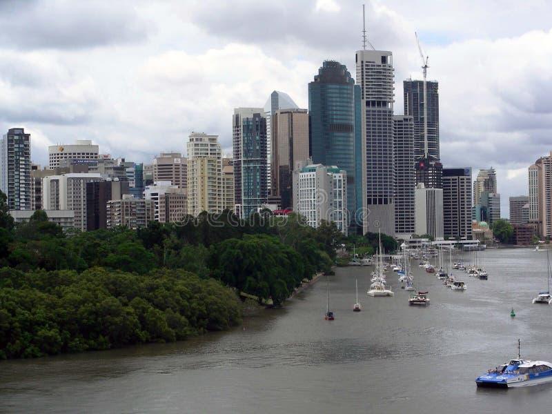 australia townscape obrazy royalty free