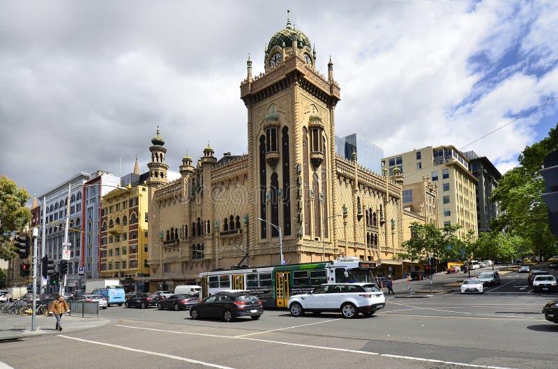 Australia, Victoria, Melbourne, foro fotos de archivo