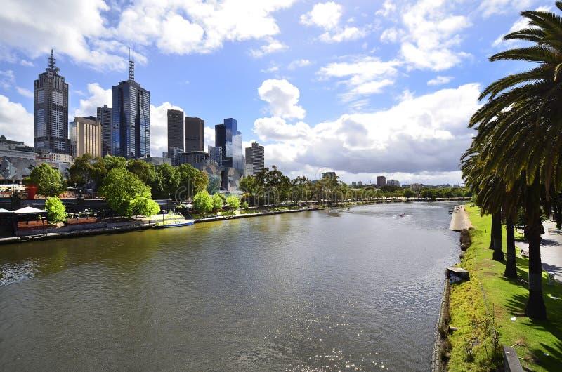Australia, Victoria, Melbourne, Riverland site royalty free stock images
