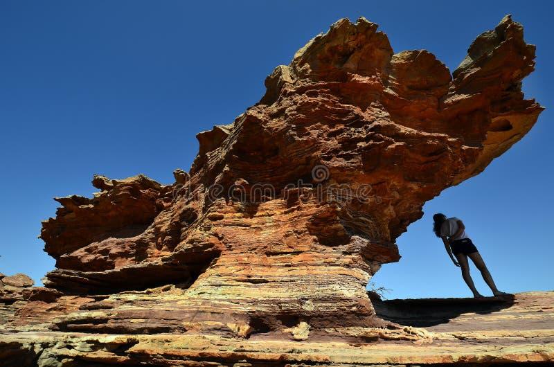 Australia, WA, Kalbarri National Park stock photo