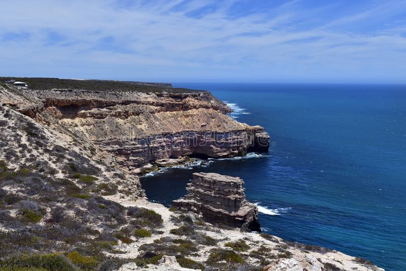 Australia, WA, Kalbarri NP royalty free stock images