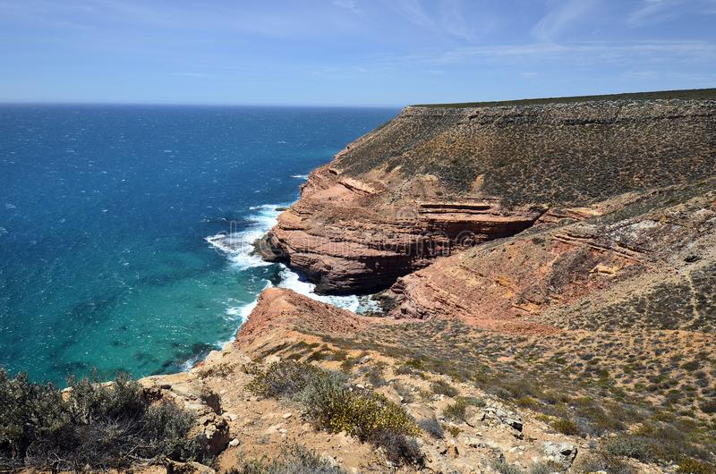 Australia, WA, Kalbarri NP royalty free stock image