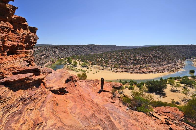 Australia, WA, Kalbarri NP royalty free stock photo
