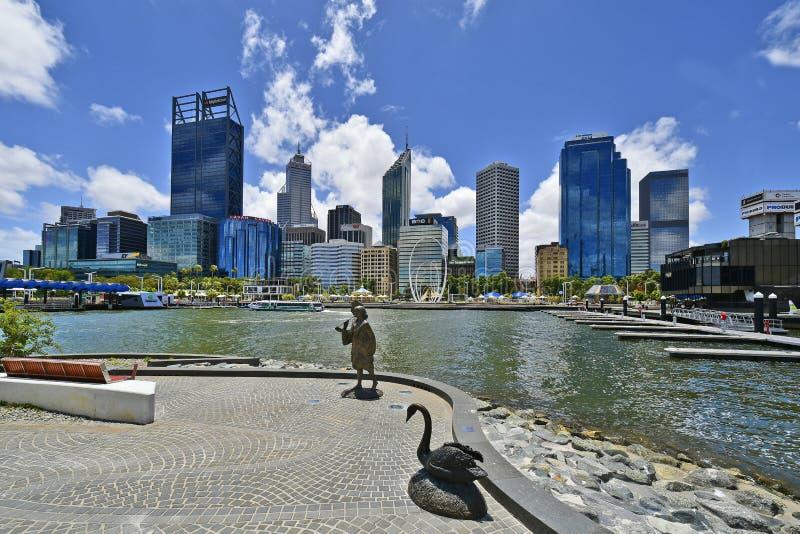 Australia, WA, Perth zdjęcie royalty free