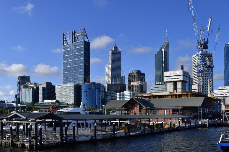 Australia, WA, Perth imagen de archivo libre de regalías