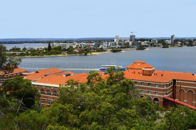 Australia, WA, Perth imagen de archivo
