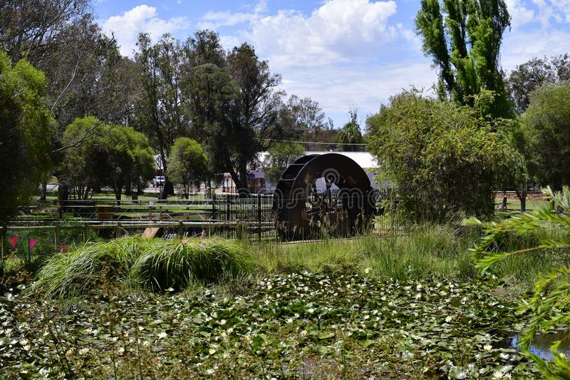 Australia, Western Australia, Gingin Village royalty free stock images
