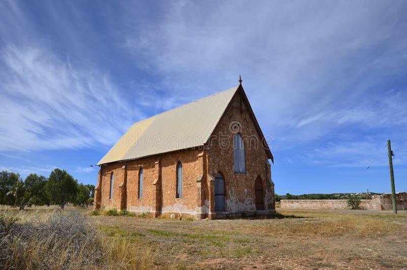 Australia, Western Australia, Old Gothic Church stock photography