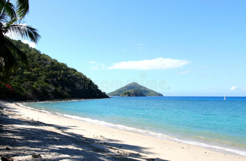 Australia, Whitsundays. Tropical paradise. royalty free stock image